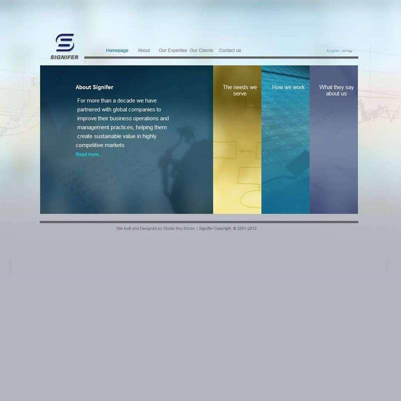 Signifer - boutique management consultancy